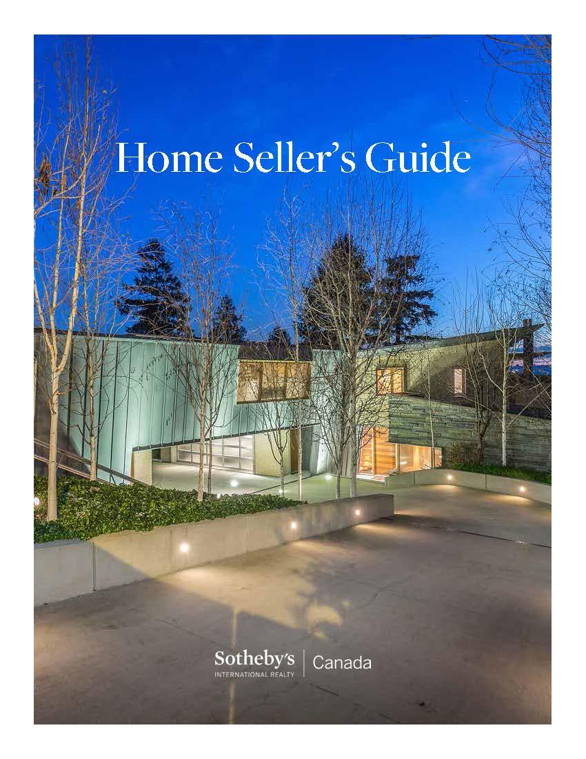 Sotheby's 2020 Seller's eGuide